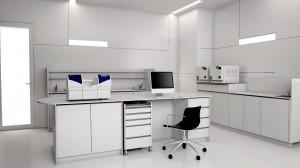 Mobiliario esterilización