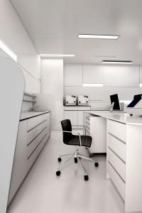 Mobiliario sala esterilización