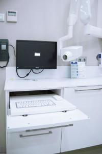 Mueble de gabinete dental
