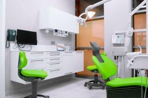 Mobiliario para clínica dental
