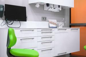 Mueble para gabinete dental