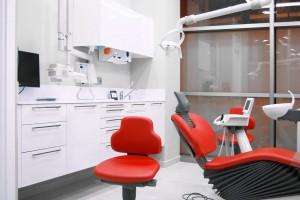 Mueble de clínica dental